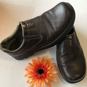 Merrell Loafers 9 Leather Slip On